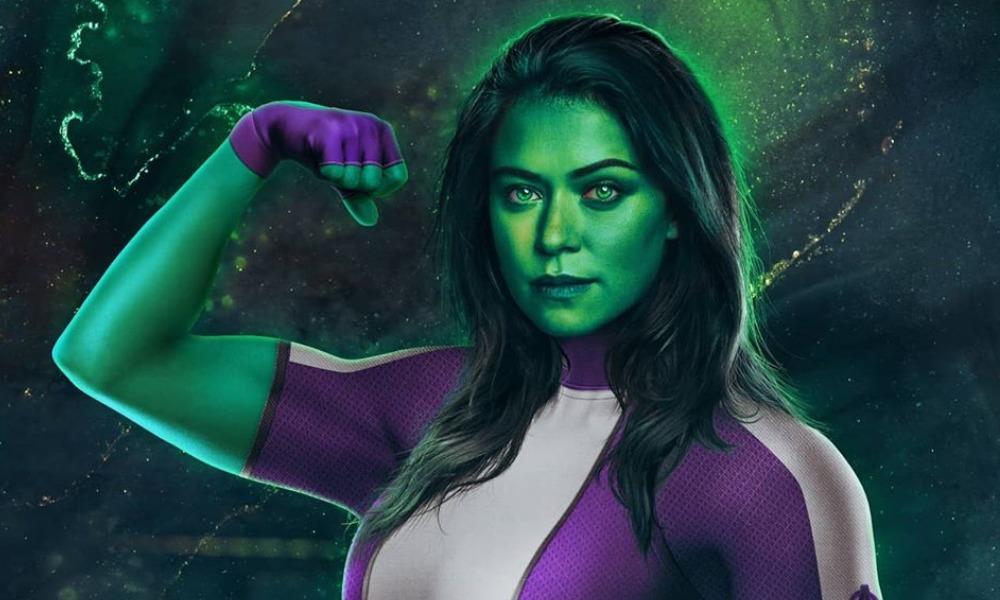 fotos del inicio de grabaciones de She-Hulk