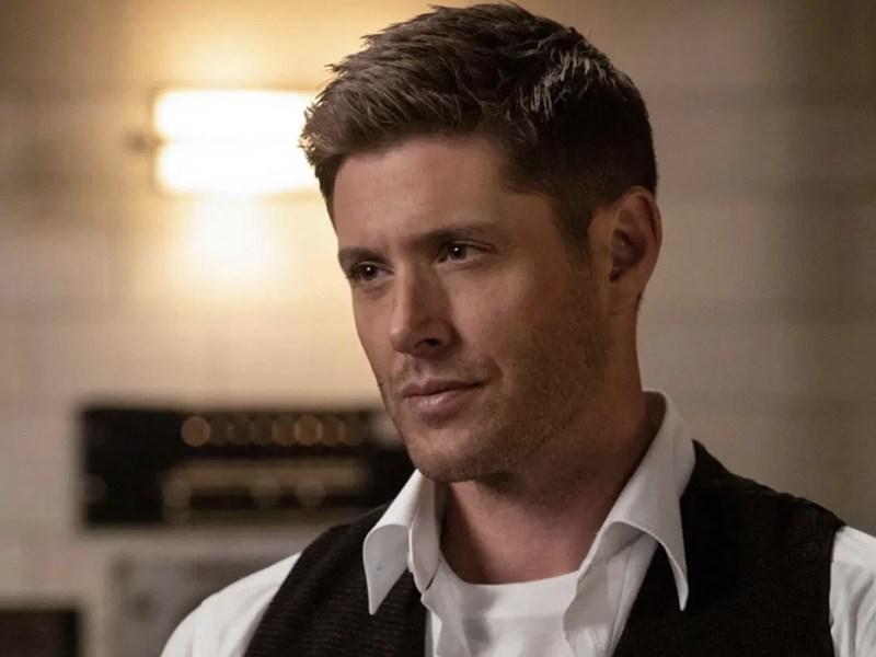 Entrenamiento de Jensen Ackles para The Boys