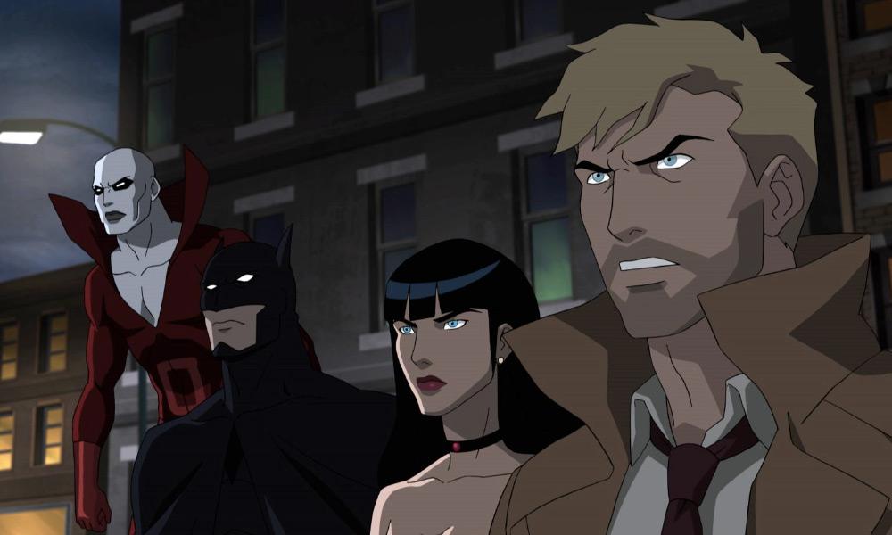 Spin-off de Justice League Dark