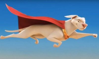 Elenco de League of Super-Pets