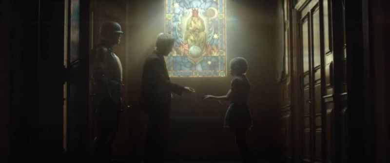 ¿La teorías son verdaderas? Directora de 'Loki' responde si Mephisto estará en la serie loki-mephisto-stained-glass-window-1248556