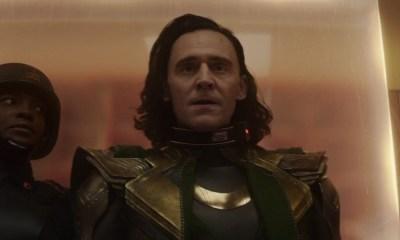 Detrás de cámaras de Loki