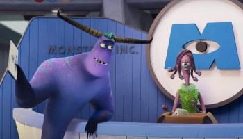 Primer trailer de Monsters At Work