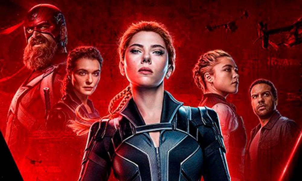 nueva duración de Black Widow