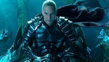 Patrick Wilson habló de 'Aquaman 2'