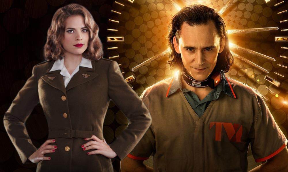 Peggy Carter en Loki