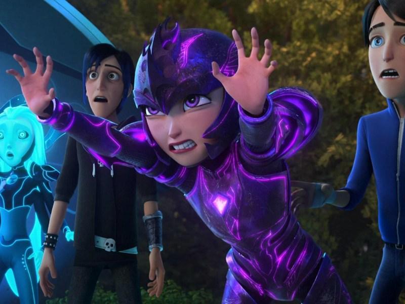 Primer trailer de 'Trollhunters Rise Of The Titans'