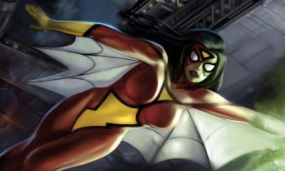 Situación de los derechos de Spider-Woman