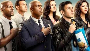 Terminan las grabaciones de la temporada final de 'Brooklyn Nine-Nine'
