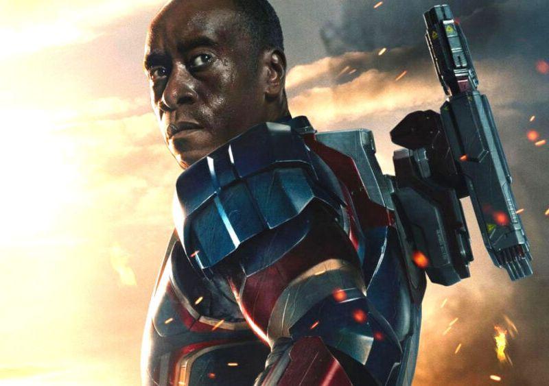 Don Cheadle reveló nuevos detalles de Armor Wars