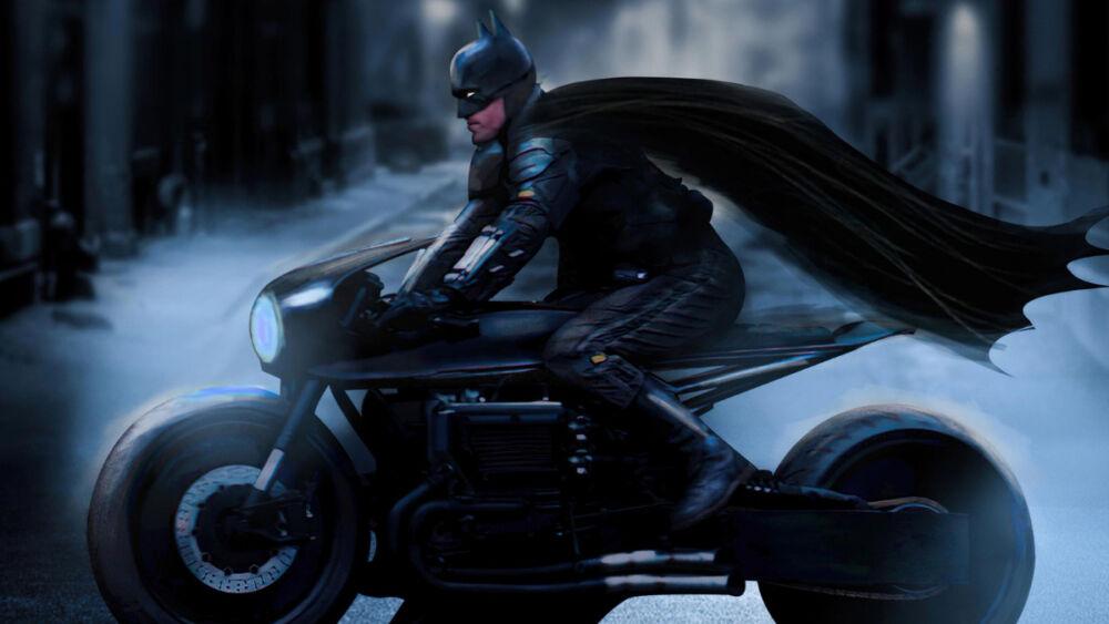 ¡Con Batman! Foto muestra más detalles de la batimoto en 'The Flash'