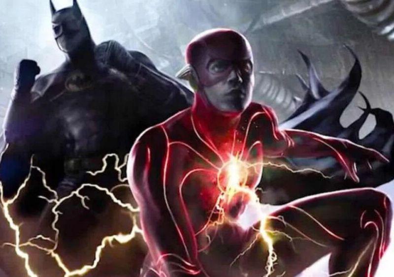 captan a Batman en The Flash