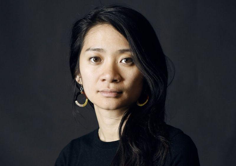 Chloe Zhao iba a dirigir 'Black Widow'