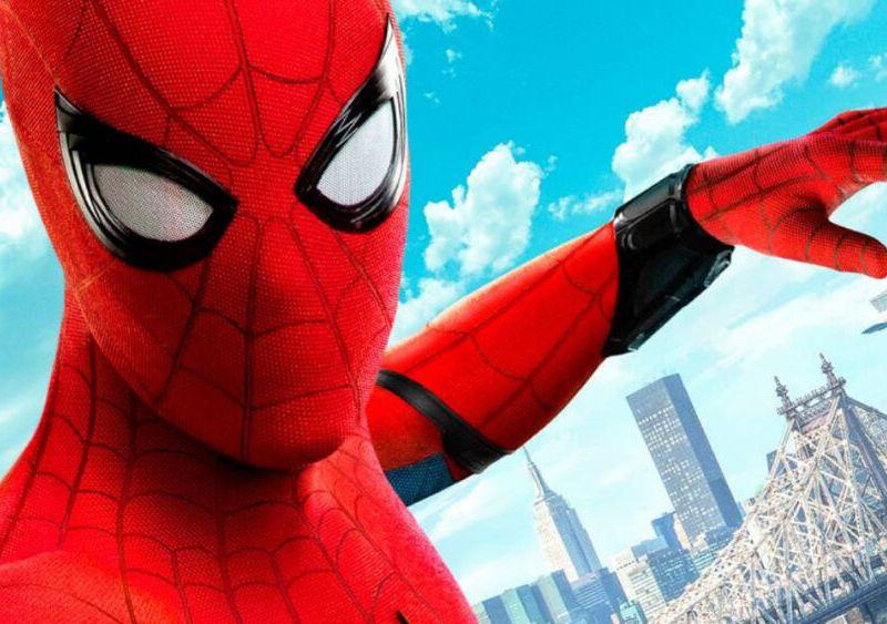 cines utilizan fan pósters de 'Spider-Man No Way Home'