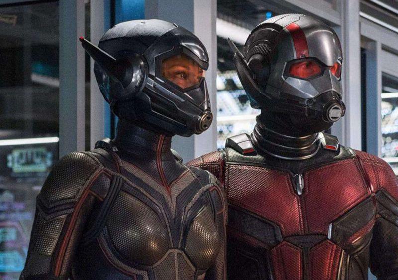 comenzaron las grabaciones de Ant-Man 3