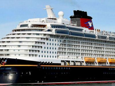 cuándo zarpará el crucero Disney Dream