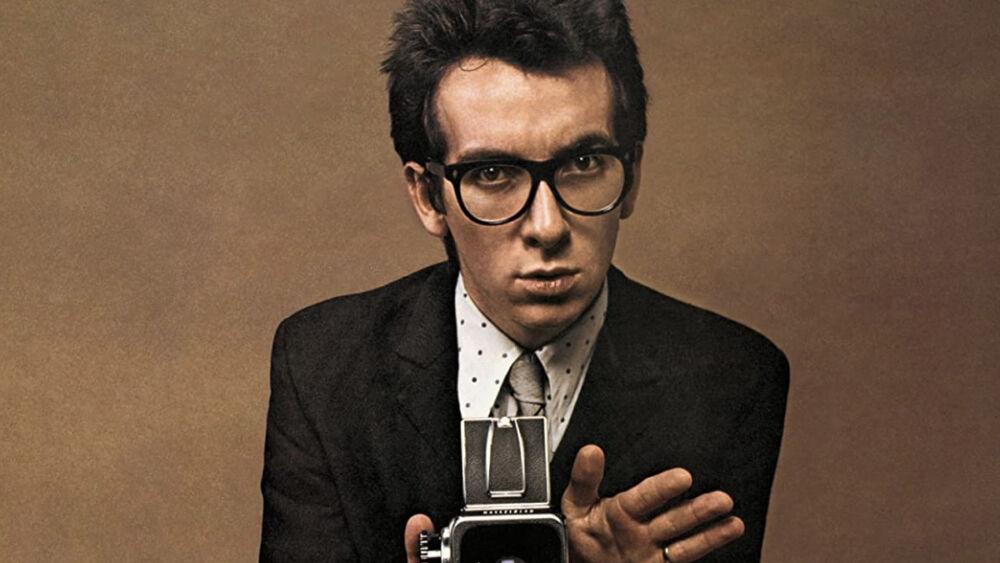 Elvis Costello y Sebastian Krys