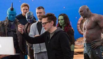 exigencias de Marvel en Guardians of the Galaxy vol 3