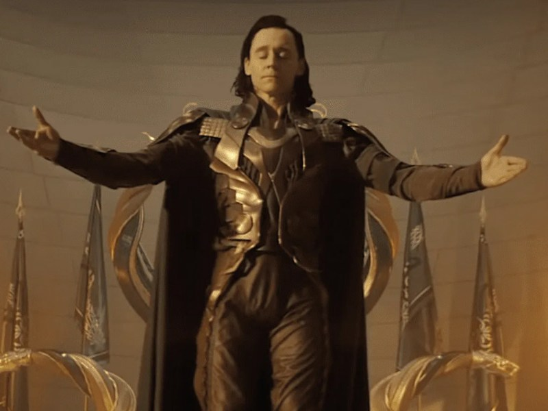final de Loki iba a ser muy diferente