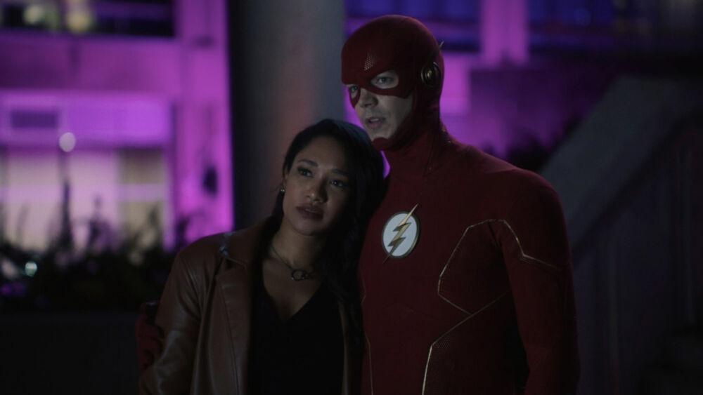 Expectativas de la octava temporada de Flash