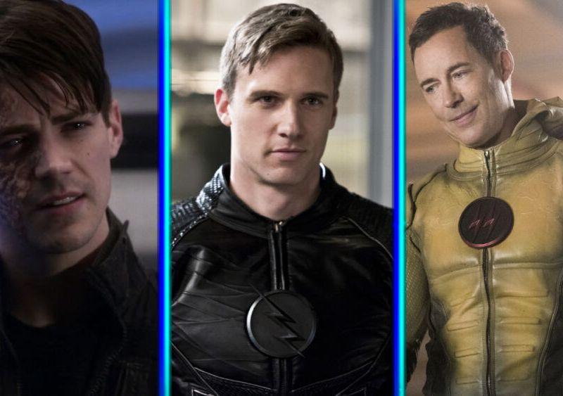 Reverse Flash regresó a Flash