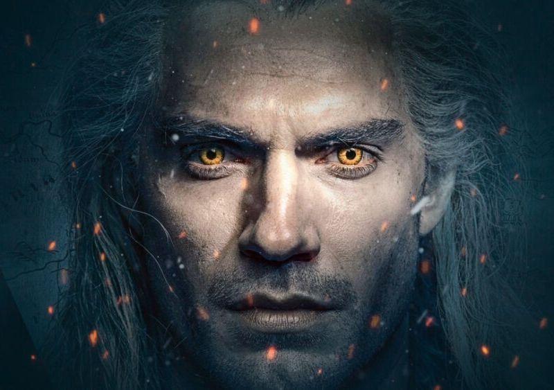 grabaciones de 'The Witcher Blood Origin'