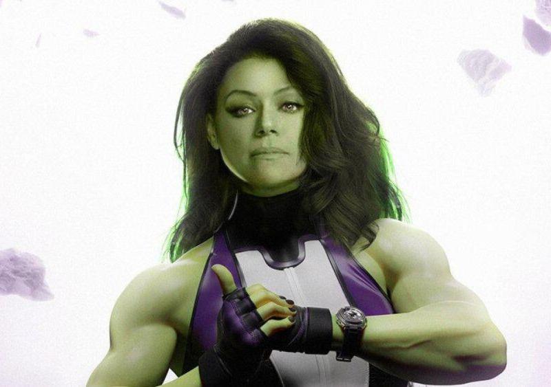 Jameela Jamil en She-Hulk