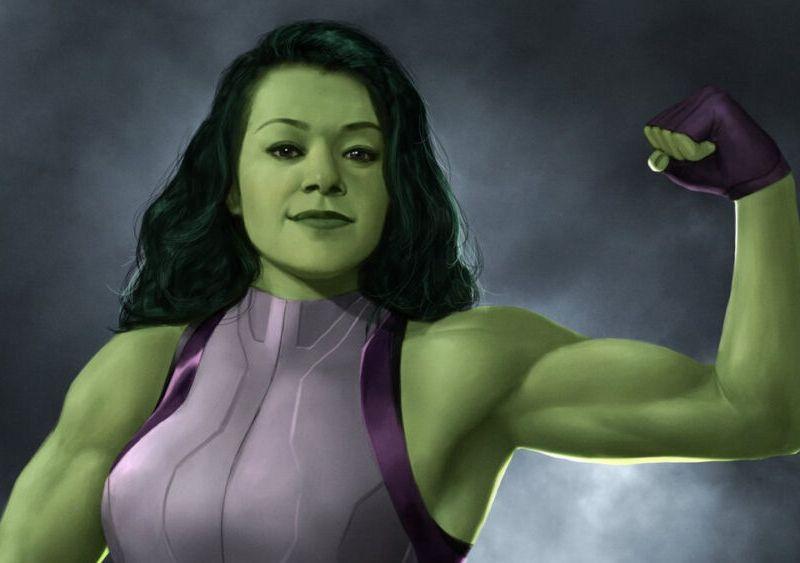 Jameela Jamil habló del final de sus grabaciones en She-Hulk