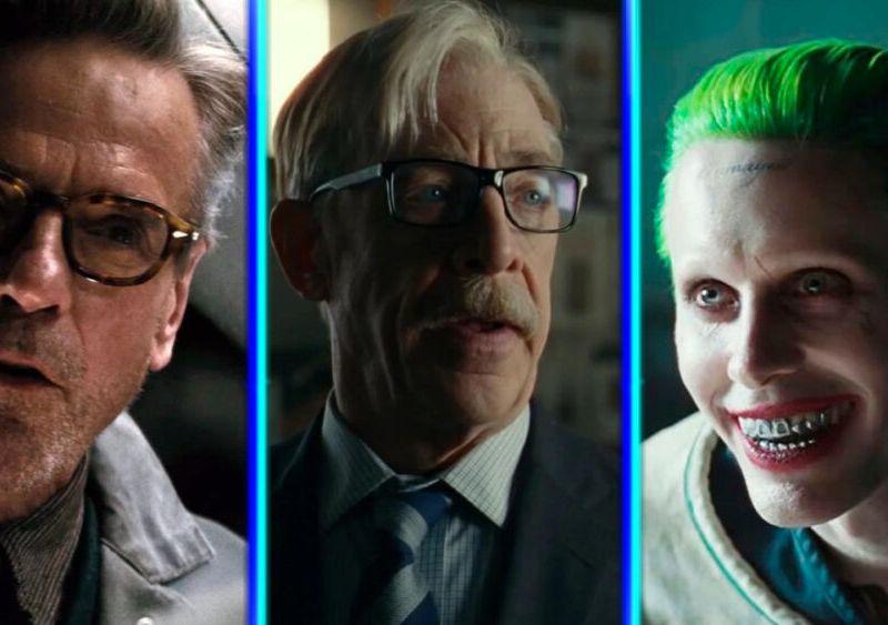 JK Simmons en la película de 'Batgirl'