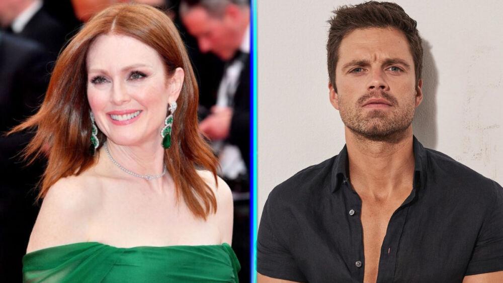 Julianne Moore y Sebastian Stan protagonizarán una película de A24