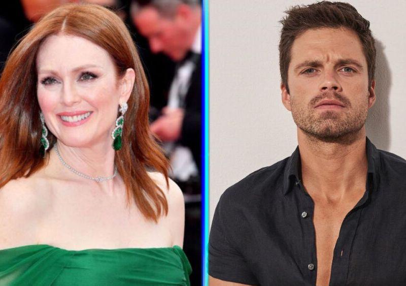 Julianne Moore y Sebastian Stan protagonizarán Sharper
