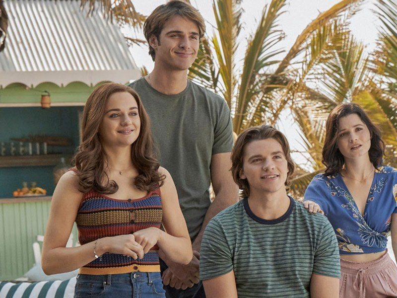 Póster de The Kissing Booth 3