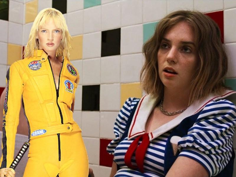 Maya Hawke en Kill Bill 3