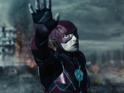 nuevo video del set de grabaciones de The Flash