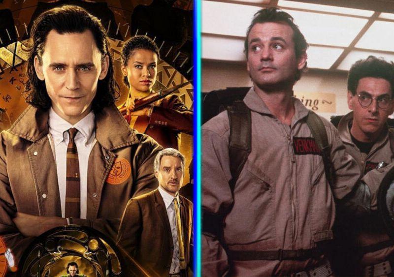 referencia de 'Ghostbusters' en 'Loki'