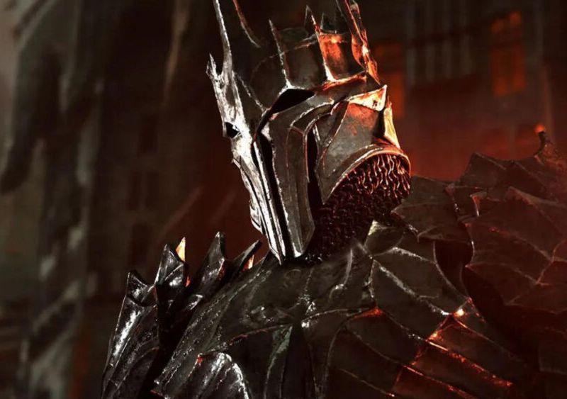 Sauron no aparecerá en la serie de 'The Lord of the Rings'