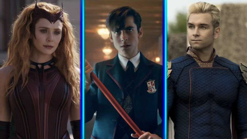 ¡La mejor época para leer cómics! Nominan a las series de superhéroes en los Emmy 2021