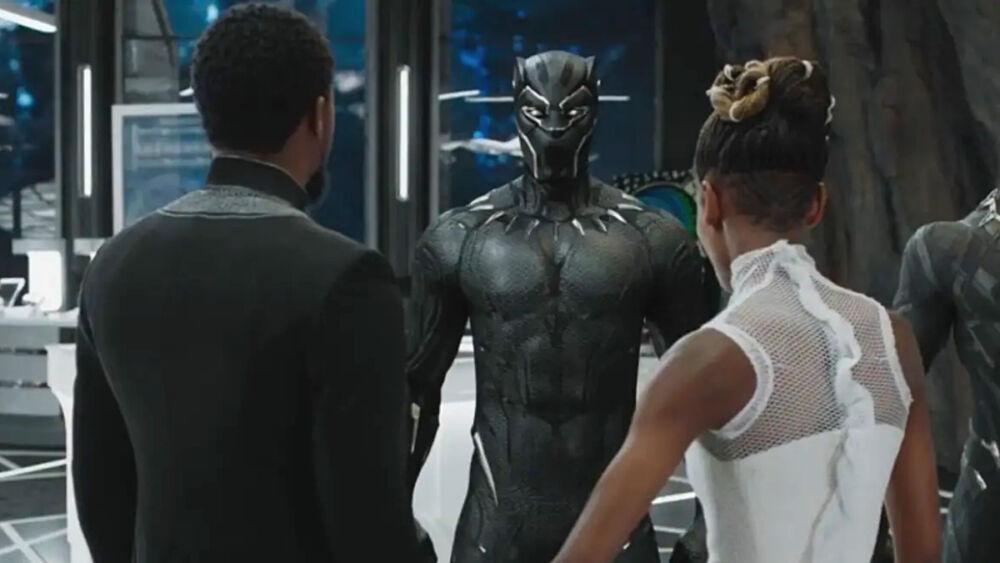 ¿Inicia la producción? Filtran set de grabaciones de 'Black Panther 2'