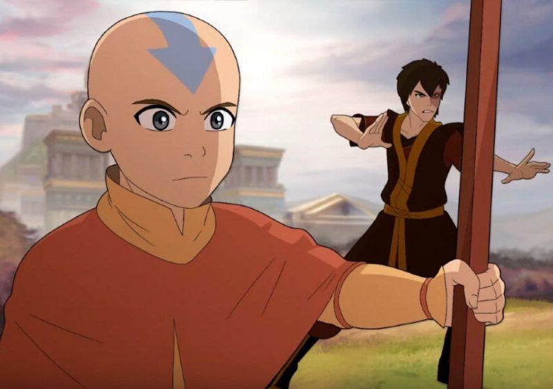 sinopsis de la serie live-action de 'Avatar The Last Airbender'