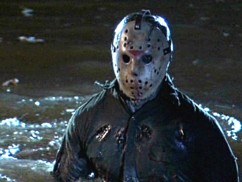 subastaron una máscara de Jason