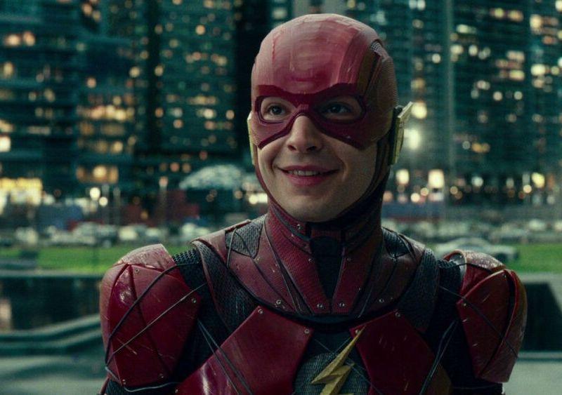 The Flash se graba con otro nombre