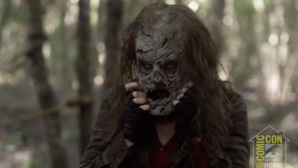 Maggie y Negan se unen en el primer trailer de la última temporada de 'The Walking Dead'