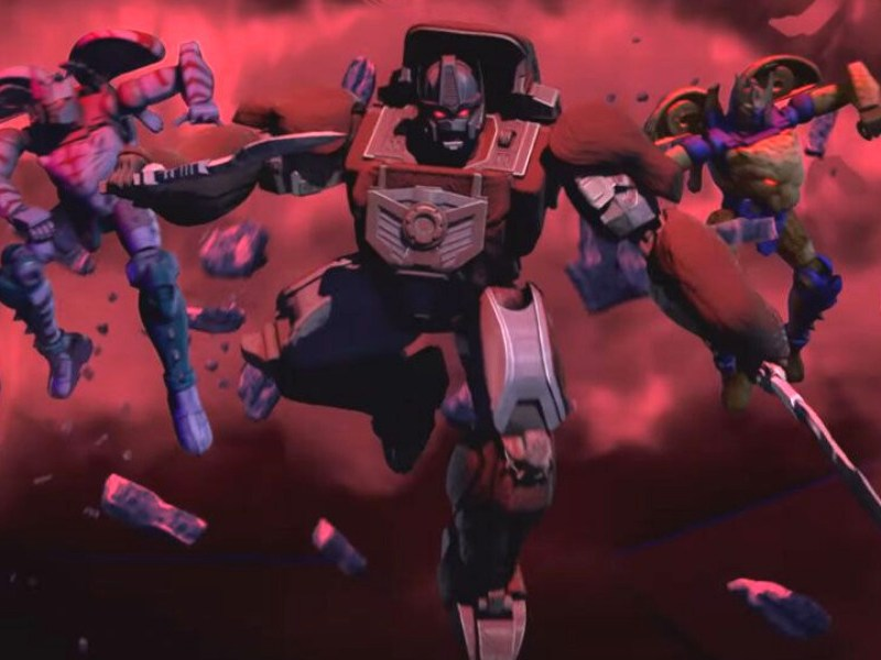 trailer de War for Cybertron Trilogy Kingdom