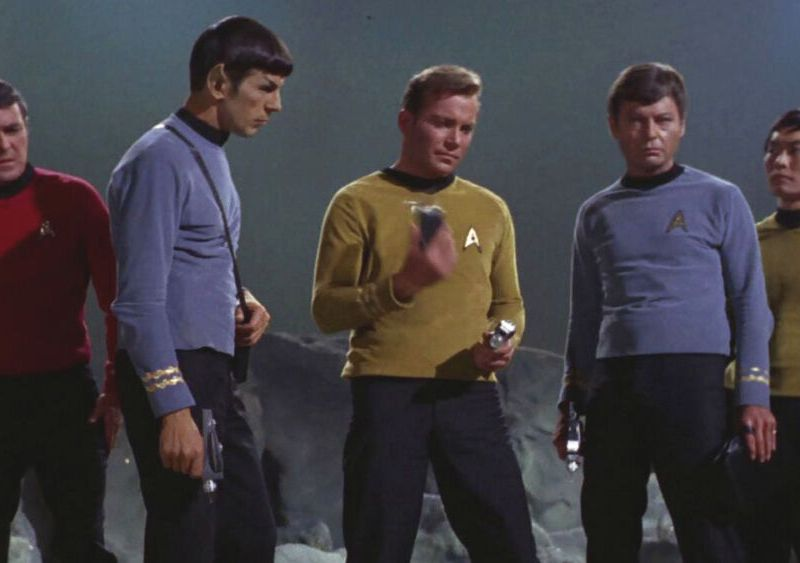 William Shatner en Guardians of the Galaxy vol 3