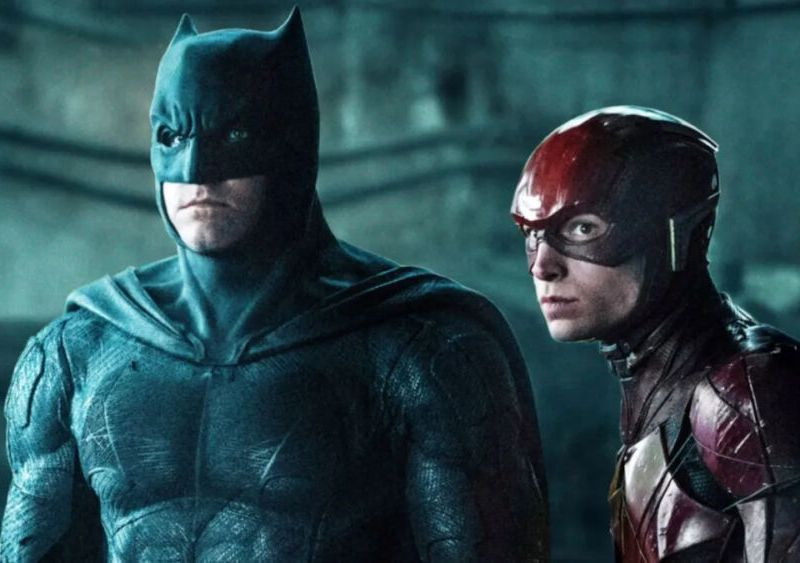Ben Affleck comenzará a grabar The Flash