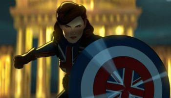 Captain Britain en What If