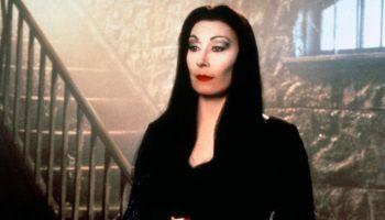 Catherine Zeta-Jones será Morticia