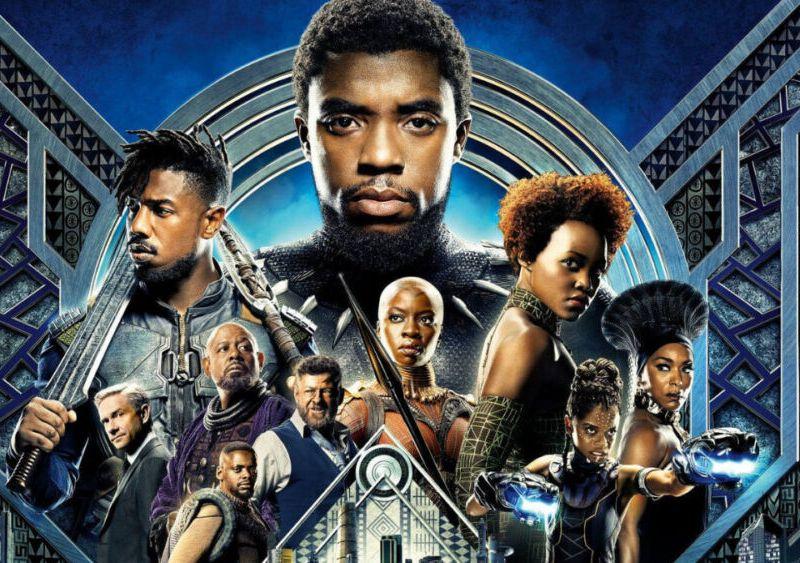 Elenco de 'Black Panther' rinde homenaje a Chadwick Boseman