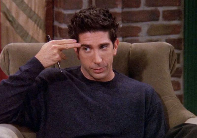 David Schwimmer niega estar saliendo con Jennifer Aniston