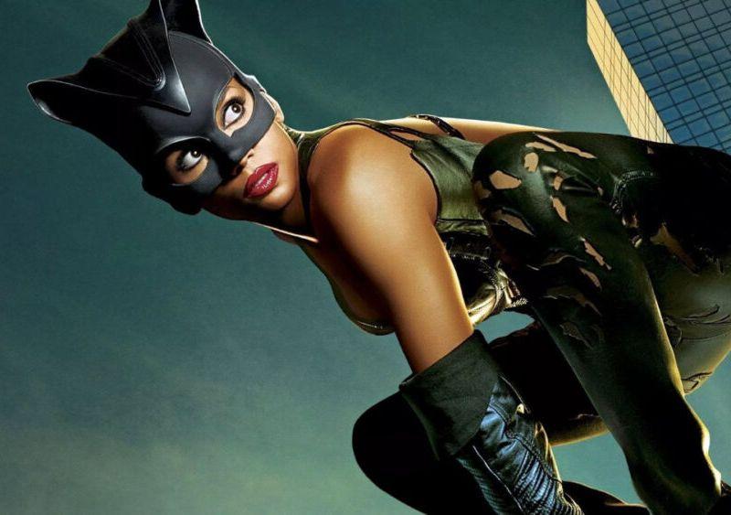 Halle Berry habló de 'Catwoman'